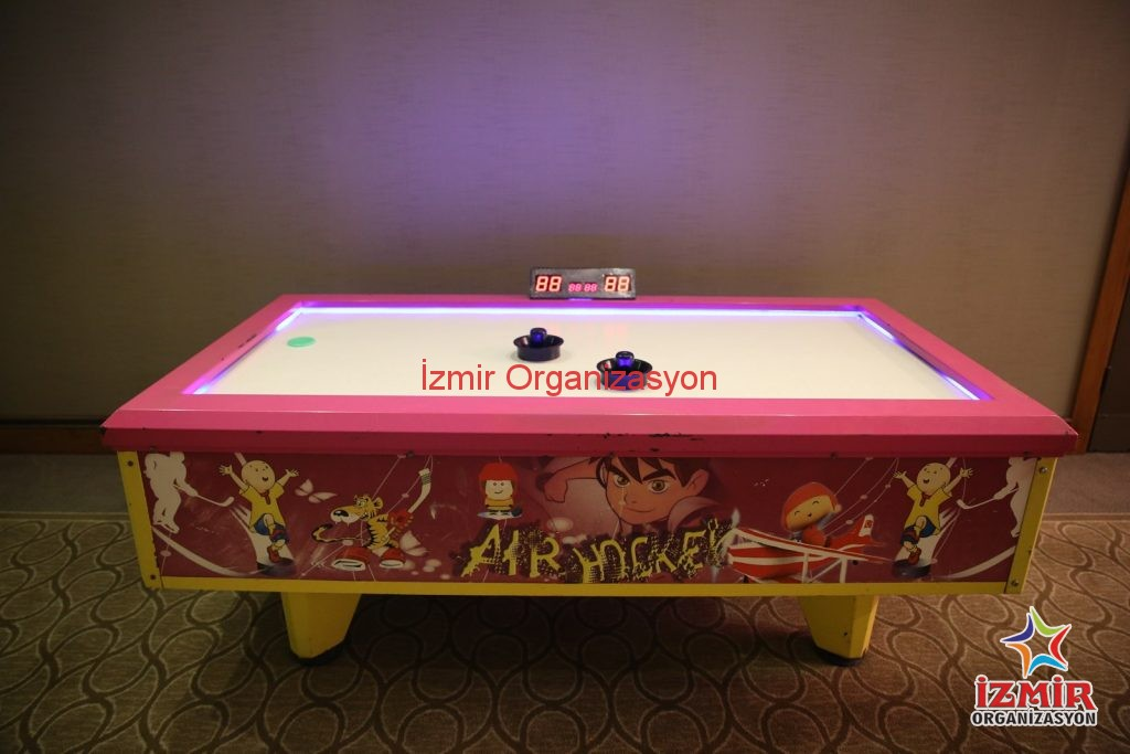 Air Hockey Kiralama İzmir